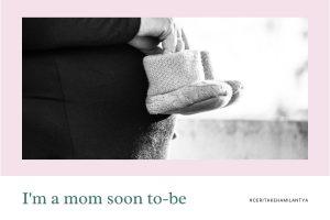 cerita kehamilan pertama tya