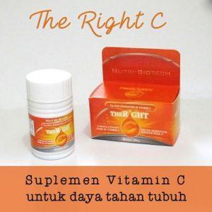jaga daya tahan tubuh dengan suplemen vitamin C