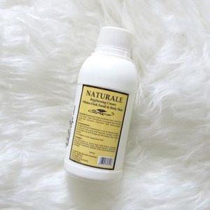 naturale brightening cream bleaching lotion