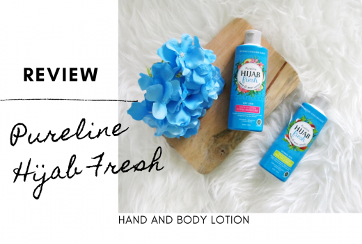 Pureline Hijab Fresh Body Lotion