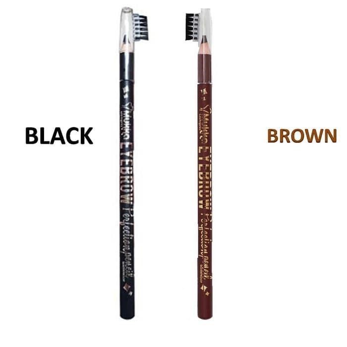 rekomendasi pensil alis lokal Mukka Cosmetic Eyebrow pencil