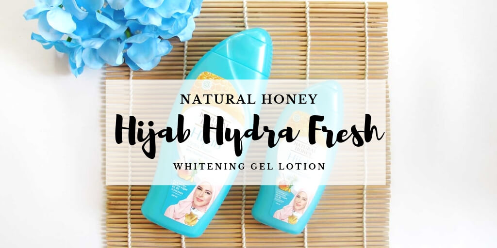 natural honey hijab lotion review