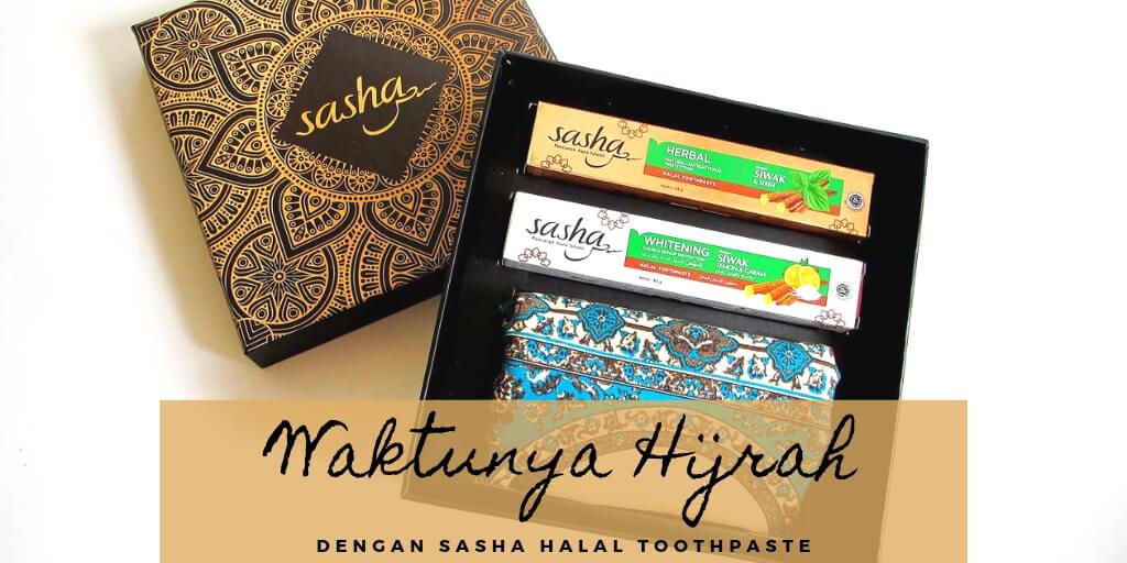 sasha pasta gigi halal review