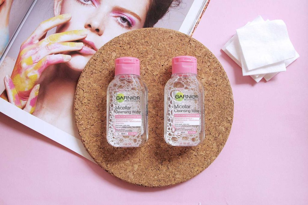 garnier micellar water best makeup remover Female Beauty Award