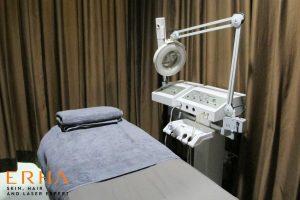 Ruang perawatan ERHA Clinic Depok
