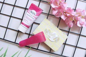 kulit mulus bebas bulu dengan 3 langkah menggunakan veet hair removal cream