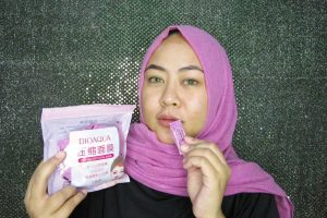 bioaqua compressed face mask untuk maskeran tiap hari