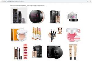 produk kosmetik Bioaqua