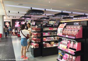 tempat belanja makeup di Thailand Beautrium Bangkok