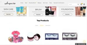 online store makeupuccino