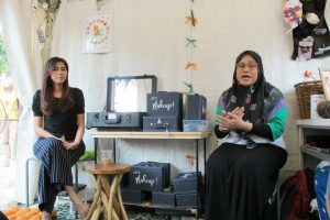 Wardah Fajri Founder BloggerCrony Community