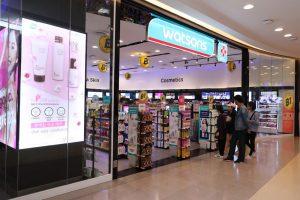 Watsons di Thailand