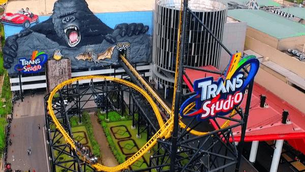 Trans Studio Theme Park Bandung