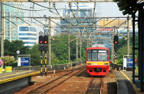 Kereta Jakarta Bandung solusi perjalanan liburan