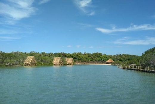 wisata pantai madura pantai e kasoghi