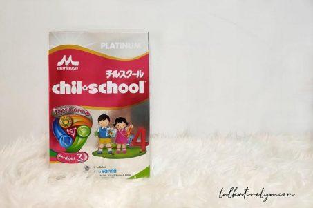 susu bubuk morinaga chilschool platinum susu pertumbuhan anak