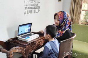 alif iqra belajar ngaji online fun learning