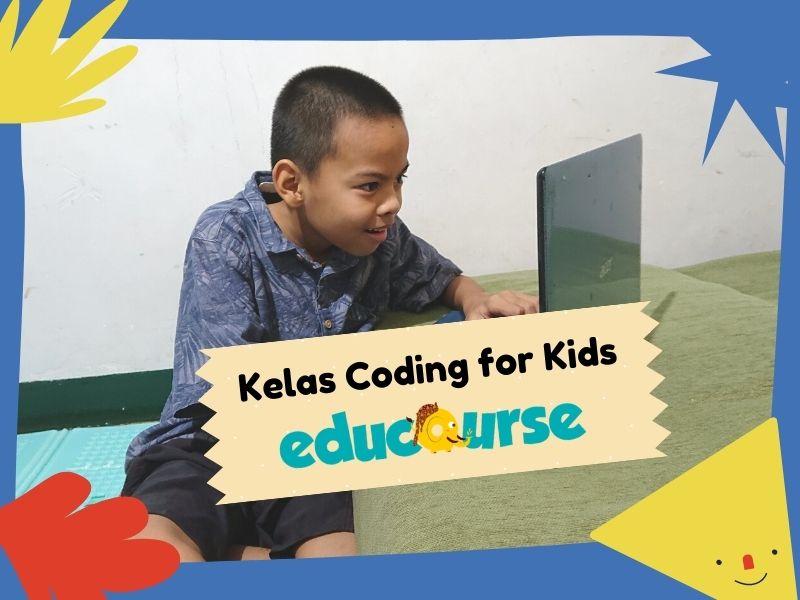 kelas coding for kids educourse
